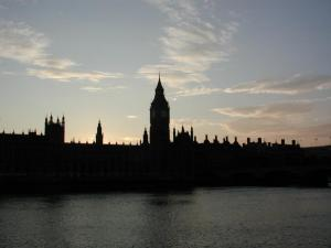 London Sunset  2004