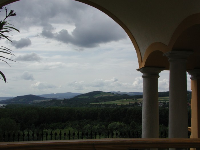 Dream - View from the Abbey – Melk, Austria