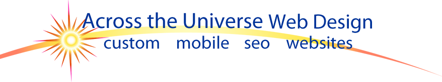 Across the Universe logo - click for home.